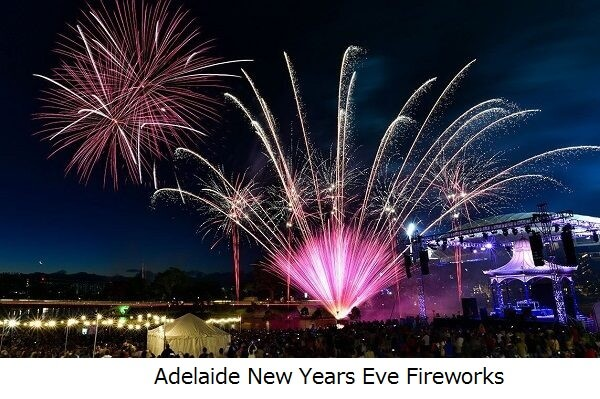 How to Watch Adelaide New Years Eve 2021 Fireworks Live Streaming