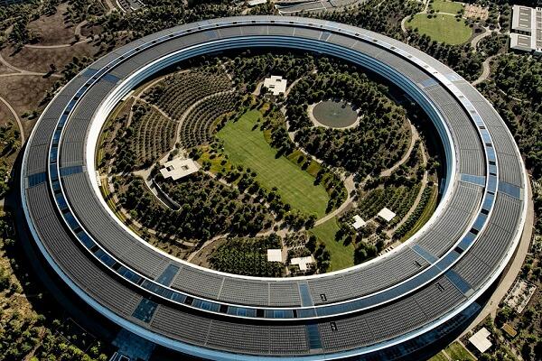 Apple Inc Headquarters