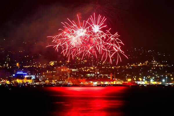 Hobart New Years Eve Fireworks 2021: Live Streaming Tips & Celebrations