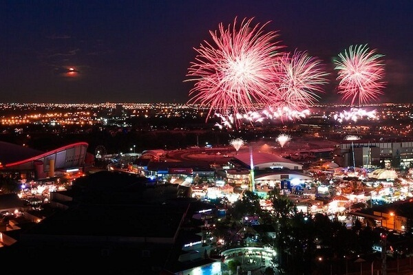 How to Watch Calgary New Years Eve 2021 Fireworks Live Streaming