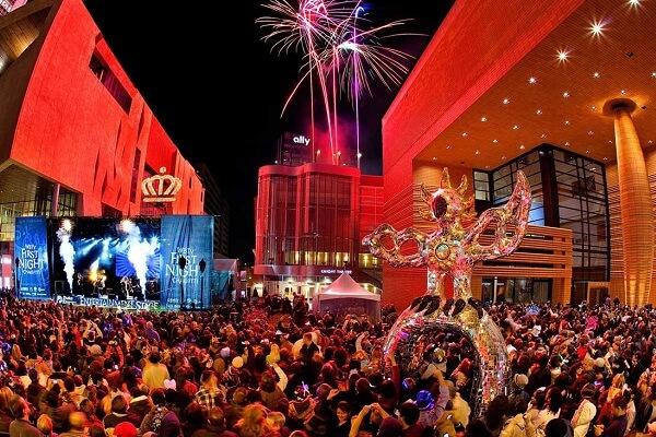 Charlotte New Years Eve