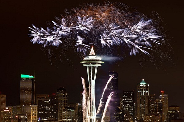 How To Watch Seattle New Years Eve 2021 Fireworks Live Streaming