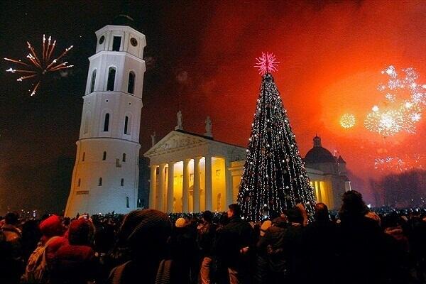 Vilnius New Years Eve