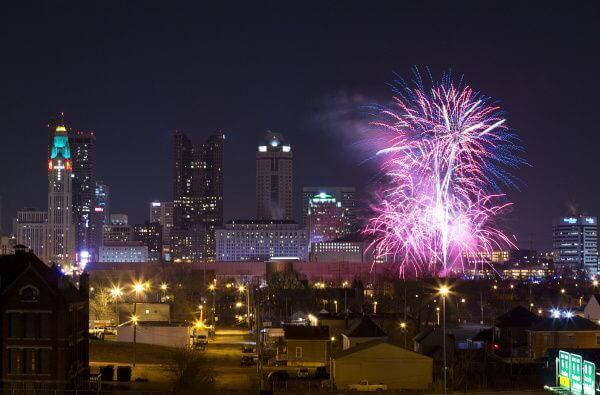 How to Watch Columbus New Years Eve 2021 Fireworks Live Streaming