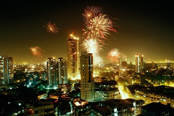 How to Watch Mumbai New Years Eve 2021 Fireworks Live Streaming Online