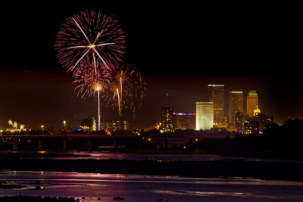 How to Watch Tulsa New Years Eve 2021 Fireworks Live Streaming Online