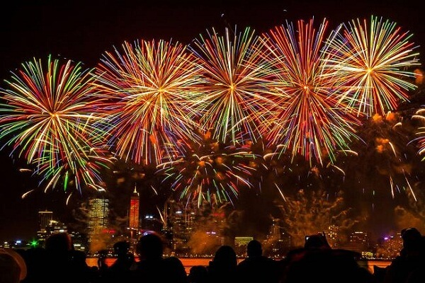 Perth New Years Eve Fireworks 2021: Best Places to Watch Fireworks
