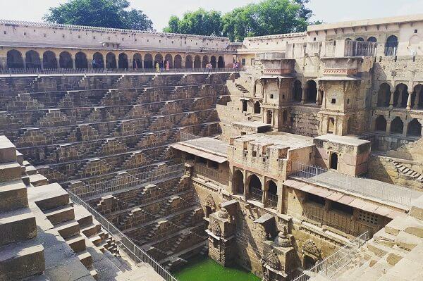 Chand Baori,Rajasthan